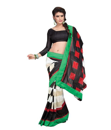 Butterfly Fashion Blouse Import butterfly fashion muticolor printed bhagalpuri silk saree with blouse buy butterfly