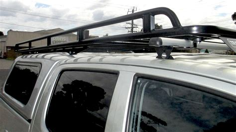 Hilux Arb Roof Rack by Canopy Roof Racks