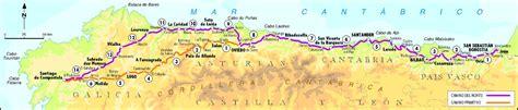 camino de santiago northern route fundraiser by hazard el camino norte y primitivo