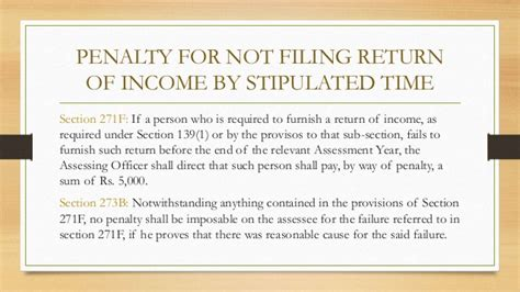 section 271f income tax return