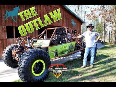 ifs rock bouncer the outlaw the baddest supercharged ifs irs rock bouncer