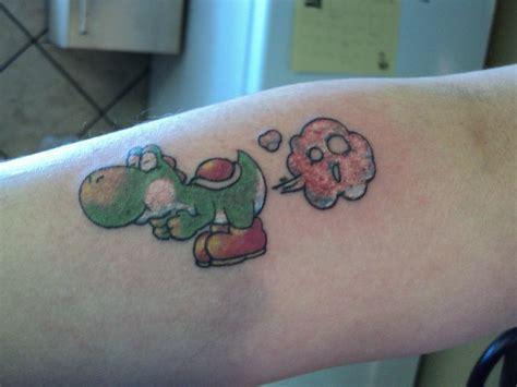 yoshi tattoo my yoshi picture ebaum s world