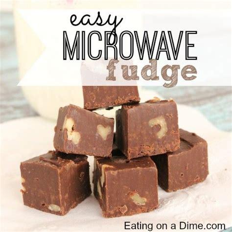 Microwave Fudai best microwave fudge recipe easy 3 ingredient fudge
