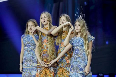junior eurovision poll results russia s water of life project had the best