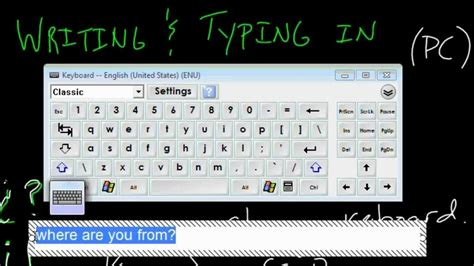 layout from pc spanish keyboard change from english to spanish layout on