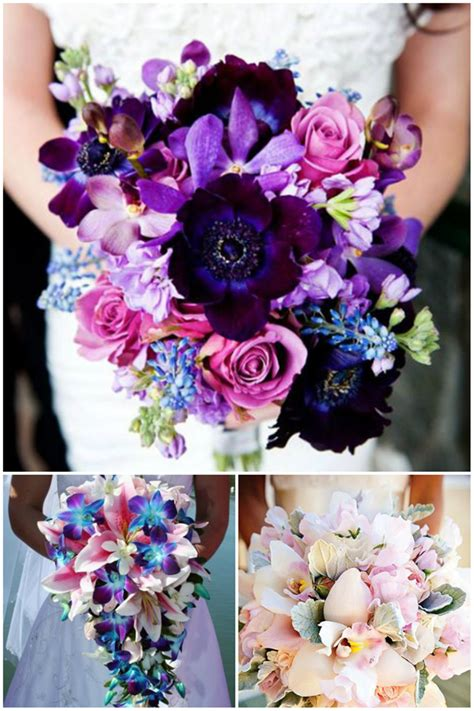 Free Wedding Flower Ideas by 29 Eye Catching Wedding Bouquets Ideas For 2016