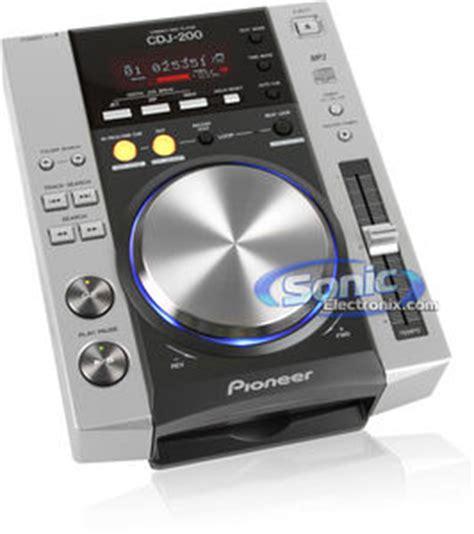 pioneer cdj  cdj pro dj cd player  jog dial slider