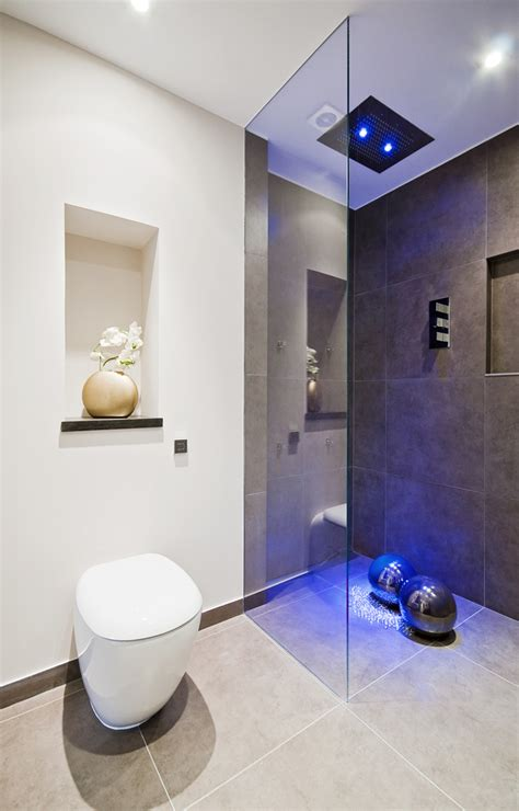 Glass Tile Bathroom Designs by 57 Luxury Custom Bathroom Designs Amp Tile Ideas Designing