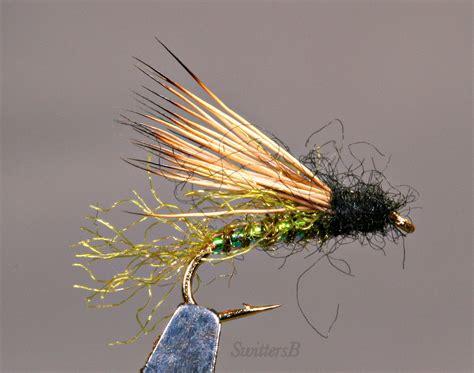 fly tying fishing mathew s x caddis great fly