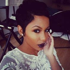 tips on relaxed pixie cuts flat twist on relaxed hair relaxed black hair maintain