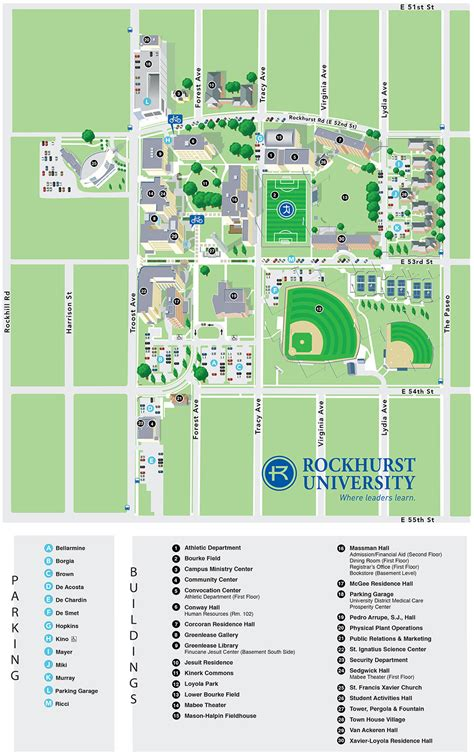 Rockhurst Mba Program by Experience Ru Rockhurst