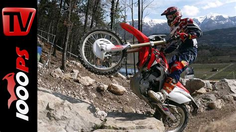 Motorrad Tourenplaner Italien by Video Metzeler Mce 6 Days Extreme Test Offroadpark In