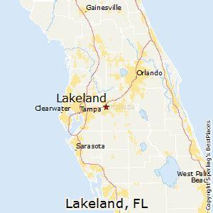 lakeland florida map best places to live in lakeland florida