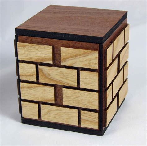 Plans To Build Free Puzzle Box Designs Pdf Plans