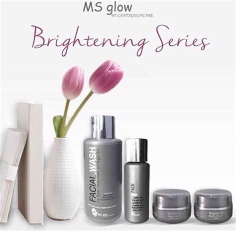 Harga Wardah Acne Series Per Paket ms glow indonesia efek sin ms glow cara pemakaian ms