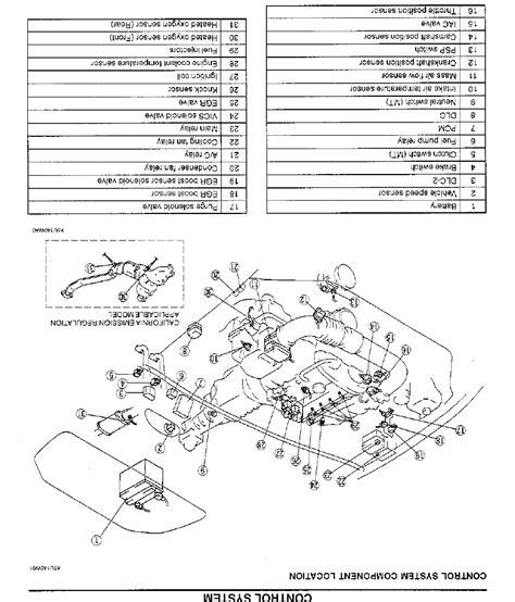miata engine diagram 20 wiring diagram images wiring