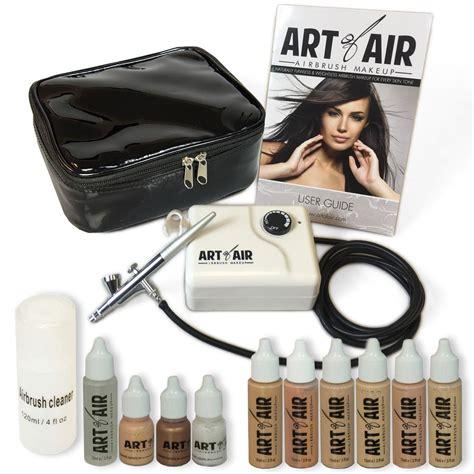 makeup cases makeup artist supplies makeup kits airbrush best airbrush makeup kit top 5 products review 2017