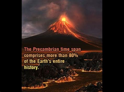 the era the precambrian era