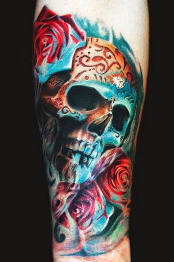 skull and rose tattoo meaning skull and roses tattoos designs ideas and meaning