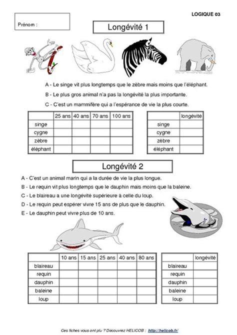diagramme ombrothermique exercice corrigé pdf probl 232 mes de logique cm2 math 233 matiques exercices et