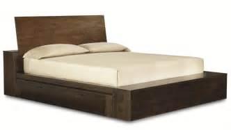 bedroom artistic reclaimed wood bed for platform frames