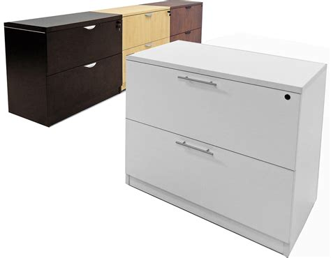 Laminate Drawers by 2 Drawer Laminate Lateral Files In Stock
