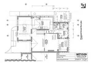 Ground Floor Extension Plans by Example Two Storey House Extension Plans Design 7