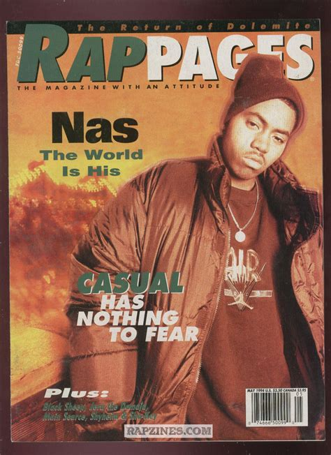 Pages Magazine by Rap Pages Magazine