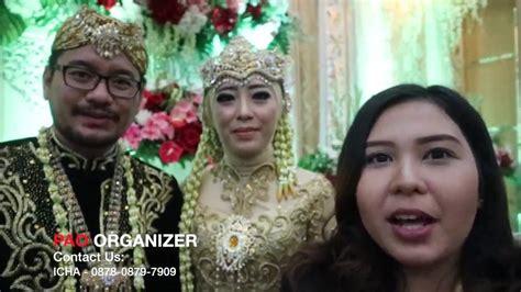 Get Married By Ninit Yunita sesama admin vendor tukeran ig wedding yunita danu graha jalapuspita vlog 13