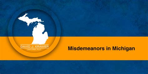 Can You Get A Criminal Record For Trespassing Misdemeanors In Michigan Most Asked Questions