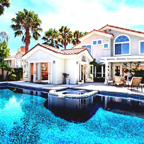 houses with pools wonderful mansion with pool and great beach view