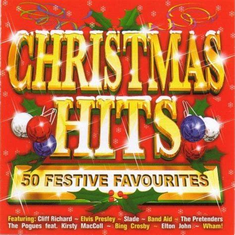 christmas hits 50 festive favourites disc 2 mp3 buy
