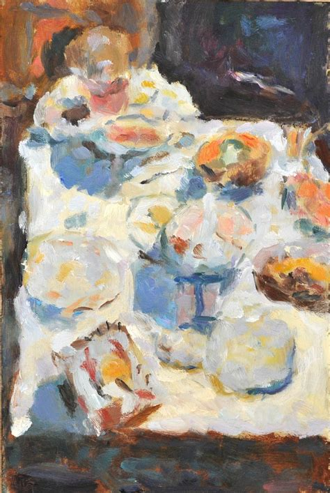 bonnard colour and light a small 20cm x 30cm study from a section of a reproduction of a bonnard here we re thinking