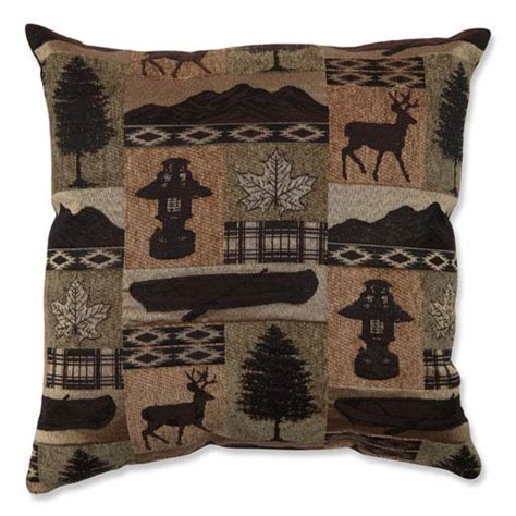 Lodge Throw Pillows by Rustic Lodge Throw Pillows Rustic Decorative Accent