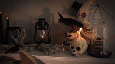 Victorian Bedroom Decor spook my space halloween pin to win contest contest