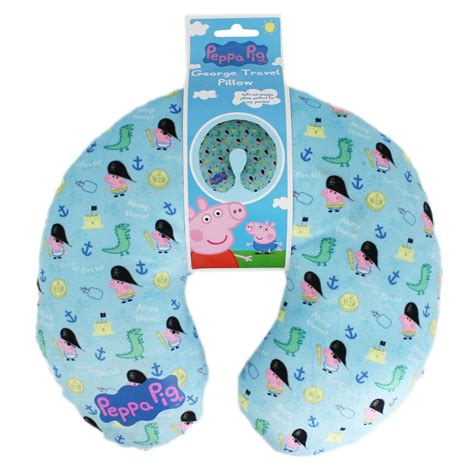 Childrens Travel Pillow by George Travel Pillow Gifts For At The Works