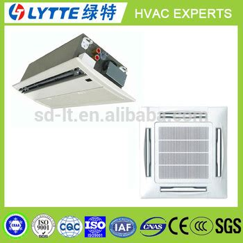 cassette water cassette chiller water fan coil unit for heating cooling
