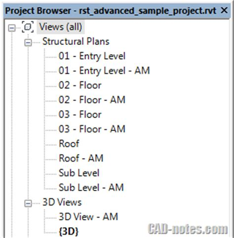 revit tutorial project browser how to organize your revit project browser cadnotes