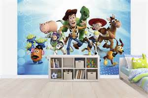 awesome 3d wall murals only for you wallpaper mural ideas mom recreates andy s room from toy story to give twin