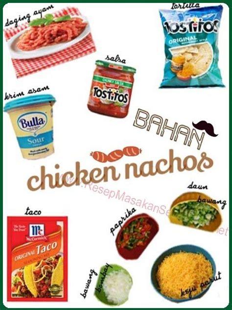 Cheese Grater Gagang Merah Parutan Keju resep masakan sederhana chicken nachos bahan daging ayam cincang 1 1 2 sdm bumbu taco