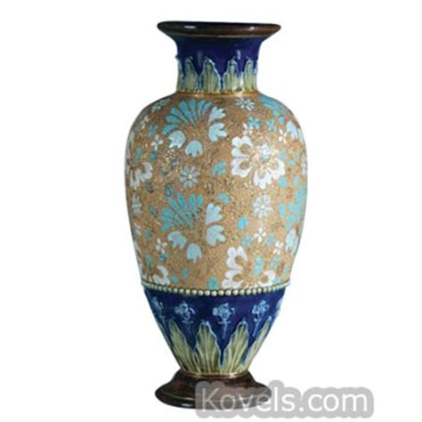 Royal Doulton Vases Value antique royal doulton pottery porcelain price guide antiques collectibles price guide
