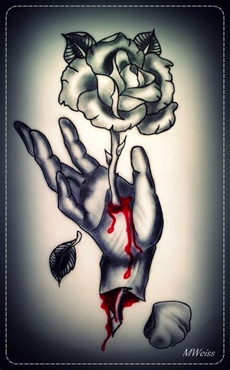tattoo girl bleeding eyes 35 tatuagens macabras mais tattoo