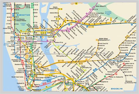 metro map nyc the world s best designed metro maps glantz design