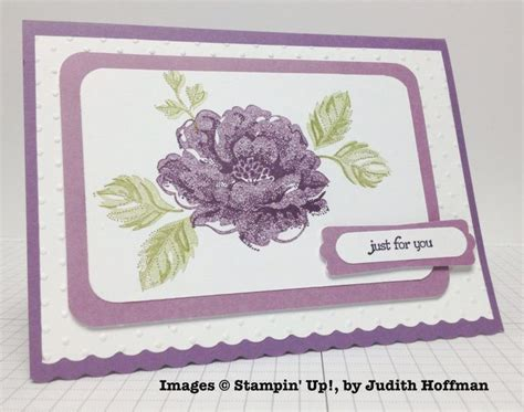 Handmade By Judith - 67 best images about cards stippled blossoms on