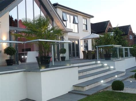 glass banisters uk what is a glass banister staircase glass balcony systems