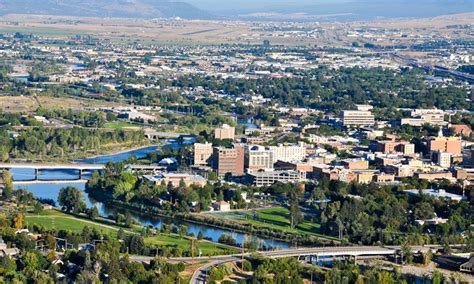 Downtown Missoula Montana   AllTrips