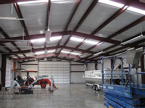 build a shop steel garages and shops prefab metal shop building kits