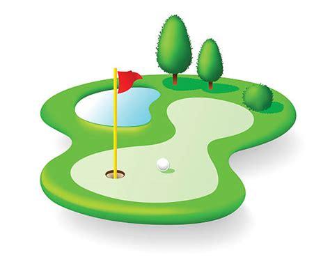 clip golf golf course green clipart collection