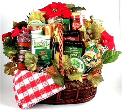 christmas gifts for large families large family gift basket large gourmet gift baskets