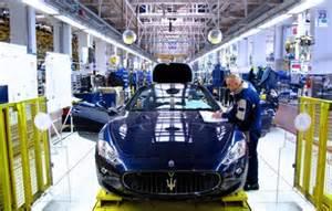 Maserati Factory Tour Image Gallery Maserati Factory